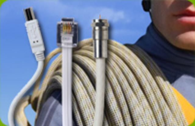 Подключение вашего кабеля к